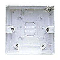 MK 40mm Single Pattress box