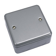 MK Grey Junction box 86mm