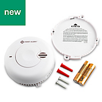 First Alert Optical Smoke alarm