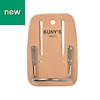 Kunys Full-Grain Leather Loop Hammer Holder