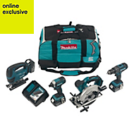 Makita 4 piece Multi-tool kit