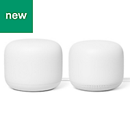 Google Nest Wi-Fi Router & point