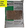 Diall 20 mm Gravel Large bag