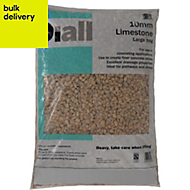 Diall 10 mm Limestone Large bag