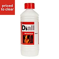 Diall BBQ lighting gel 0.5L