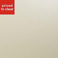 22mm Cream Bedroom Worktop (L)1510mm