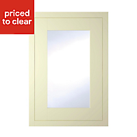 IT Kitchens Ivory Style Framed Cabinet door (W)500mm