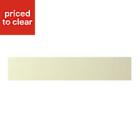 IT Kitchens Holywell Ivory Style Framed Oven Filler Panel (H)115mm (W)600mm
