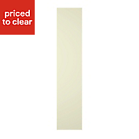 IT Kitchens Holywell Ivory Style Framed Standard Cabinet door (W)150mm