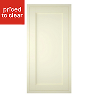 IT Kitchens Ivory Style Framed Cabinet door (W)600mm