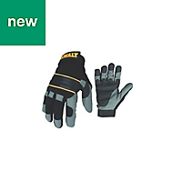 DeWalt Nylon & lycra Performance Gloves, Large