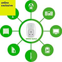 Wemo Automated switch plug socket