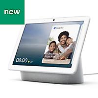 Google Nest Home Hub Chalk