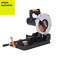 Evolution Corded 185mm 1250W 110V Chop saw RAGE4