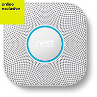 Nest Mains Smoke + Carbon Monoxide Alarm