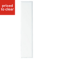 IT Kitchens Chilton Gloss White Style Standard Cabinet door (W)150mm
