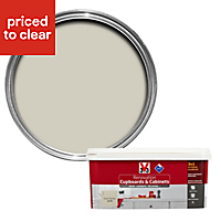 V33 Renovation Pearl barley Satin Kitchen cupboard & cabinet paint 2000 ml