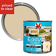 V33 Easy Sand Satin Furniture paint 500 ml