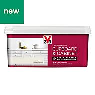 V33 Renovation Cotton Satin Cupboard & cabinet paint 2L