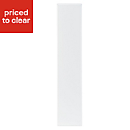 IT Kitchens Chilton White Country Style Standard Cabinet door (W)150mm