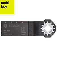 Bosch Starlock Plunge cutting blade