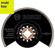 Bosch Starlock Segmented cutting blade (Dia)89mm