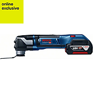 Bosch Professional 18V Cordless Multi tool GOP 18 V -28 - BARE