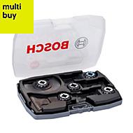 Bosch 5 piece Multi-tool kit