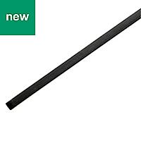 Varnished Hot-rolled steel Square bar (H)12mm (W)12mm (L)1m