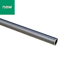 Aluminium Round Metal bar (L)1m (Dia)8mm