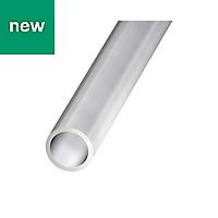 Anodised Aluminium Tube (H)1mm (L)1m