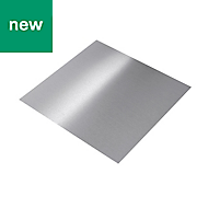 Aluminium Panel (L)1m (W)500mm (T)0.5mm