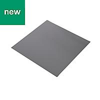 Steel Panel (L)0.5m (W)250mm (T)1mm