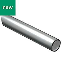 Aluminium Round Tube, (L)2m