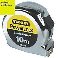 Stanley Powerlock 0-33-532 10m Tape Measure
