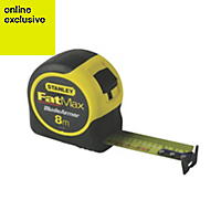 Stanley FatMax 0-33-728 8m Tape Measure