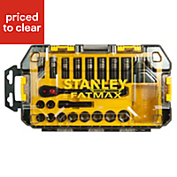 "Stanley 22 piece ⅜"" Socketry set"