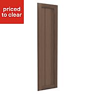 Form Darwin Modular Walnut effect Wardrobe door (H)1930mm (W)497mm