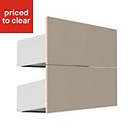 Form Darwin Cream External drawers