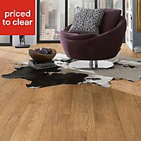 Colours Nobile Natural Chestnut effect Laminate flooring, 1.73m² Pack
