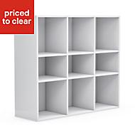 Form Konnect White Storage unit (H)862mm (W)1032mm