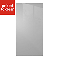 IT Kitchens Marletti Fridge/Freezer Cabinet door (W)600mm