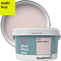 GoodHome Feature wall Kyoto Glitter effect Emulsion paint 2L