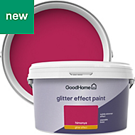 GoodHome Feature wall Himonya Glitter effect Emulsion paint 2L