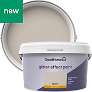 GoodHome Feature wall Tijuana Glitter effect Emulsion paint 2L