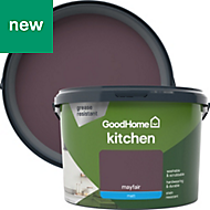 GoodHome Kitchen Mayfair Matt Emulsion paint 2.5L
