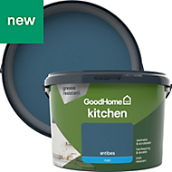 GoodHome Kitchen Antibes Matt Emulsion paint 2.5L