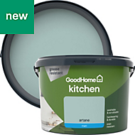 GoodHome Kitchen Artane Matt Emulsion paint 2.5L