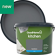 GoodHome Kitchen Hamilton Matt Emulsion paint 2.5L