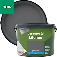 GoodHome Kitchen Princeton Matt Emulsion paint 2.5L